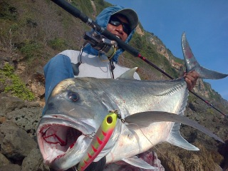Mancing tidak hanya ihwal menerima ikan besar Teknik mancing casting popping jigging bottom trolling nyobok